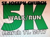 St. Joseph 5K Walk/Run