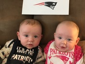 These 2 Pats fans have been waiting their entire lives!