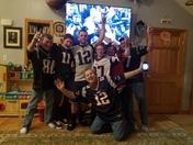 Patriots win 🏈