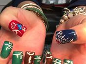 Patriot nails