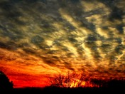 South omaha sunset tonight