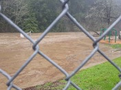 Ben lomond San loenzo river flooding