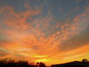 Ponchatoula Sunset