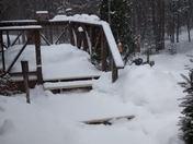 Snow in Bowdoin