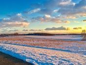 Snow day around Adams County
