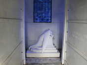 Weeping Angel Tomb