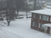 Worcester MA snow