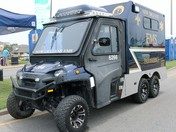 New Orleans EMS Vehicle