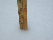 Snow total from this storm