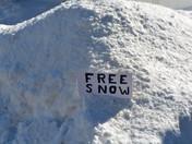 """FREE SNOW"""