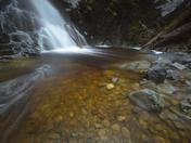 Sawblade Falls