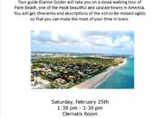 Know Before You Go: A Pictorial Walking Tour of Palm Beach
