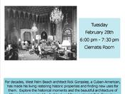 The Architecture and History of Mar a Lago