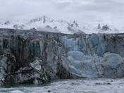 Kaskawulsh Glacier and Lake