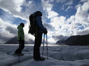 Exploring the Kaskawulsh Glacier