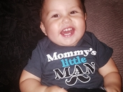 Mommy's little Man