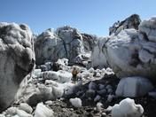 Surveying among the icebergs