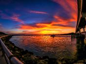 Sebastian Inlet Sunrise
