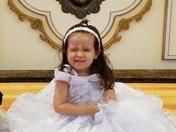 Amaya's baptism
