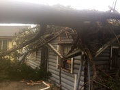 Poor Log Cabin