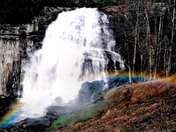 Rainbow Falls NC 150FT.