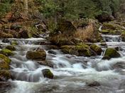 Inglis Falls Rapids