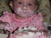 Natalie's First Birthday