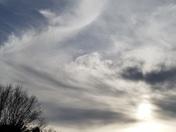 Swirled Clouds