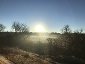Tuesday Morning Fog