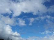 Beautiful sky Taken By Betty Smith