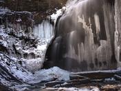 Thawed Falls