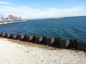 Beautiful day @ lakefront
