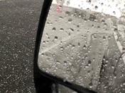 Hail Near Oliverhurst