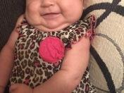 Babies 1st big smile