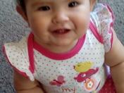 Pretty baby girl