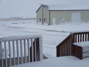 Meservey snowfall
