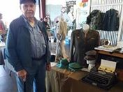 Donate Military Items or  Shop to Benefit the Future Museum!