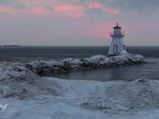 Southampton Range Light