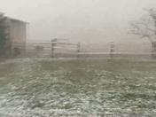 Tornado Warning & Hail in Manheim