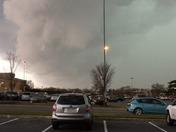 Funnel Cloud near Park City