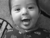 Dante Smiles