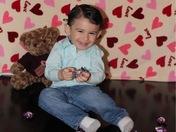 Benjamin Allen the cutest 15 month old!