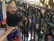 Katherine's First Parades