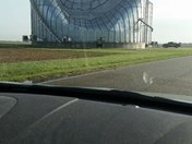 Silo located on hwy 158  in Ft Branch Indiana (Gary Boyle)