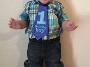 Dominic's 1st Birthday