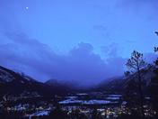 Purple Night, Banff