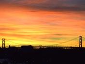 Halifax Skyline at MacDonald Bridge