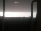 Back side of storm
