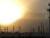 Near Sunset over Omaha