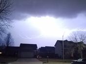 Monday Lightning